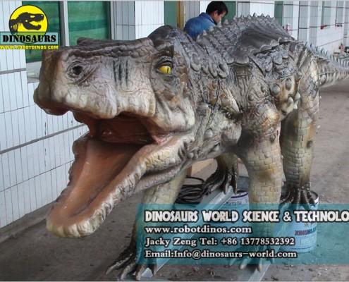 Theme Park Animatronic Dinosaurs Postosuchus2