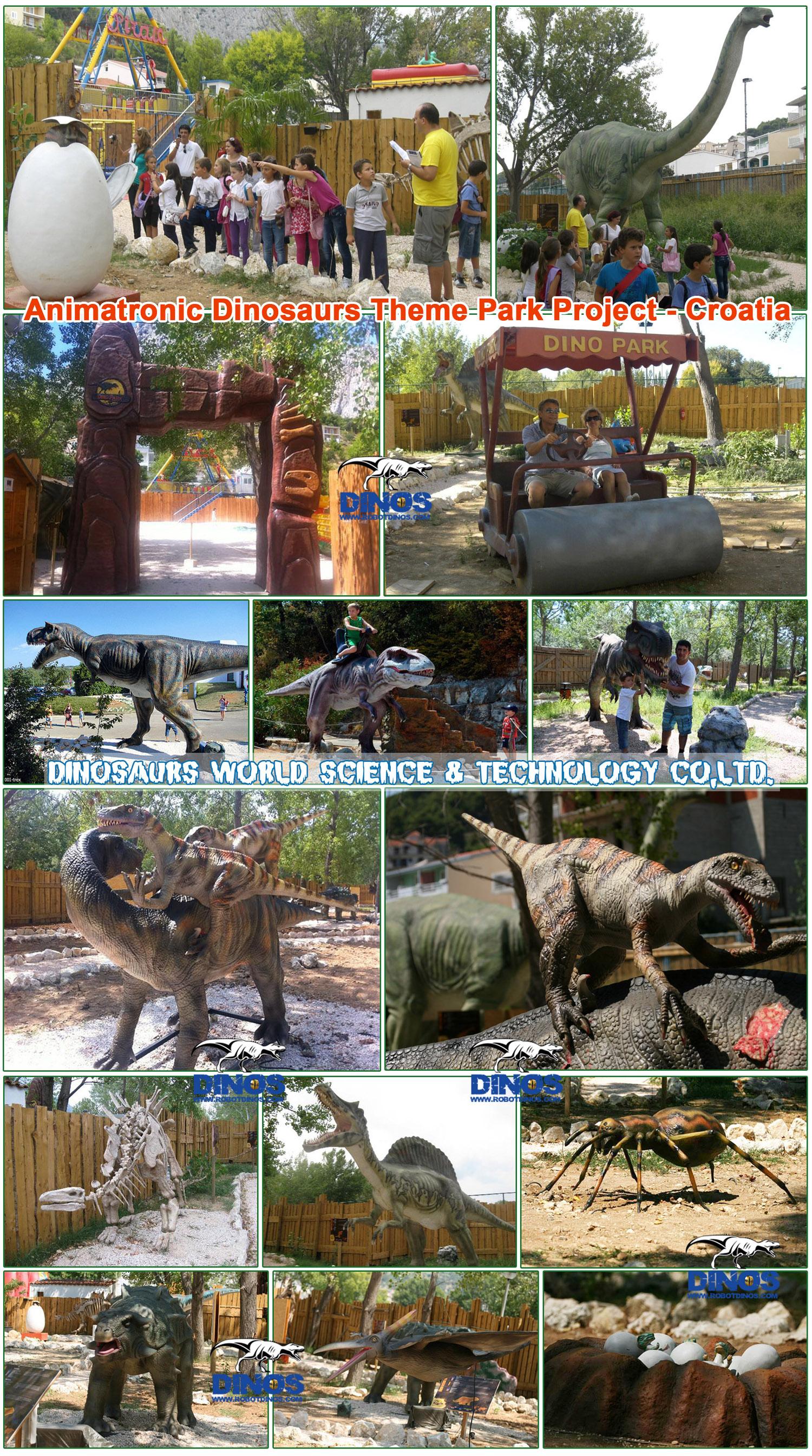 jurassic park dinosaur,theme park attraction,theme park dinosaurs,theme park equipment,amusement park equipment,attraction event