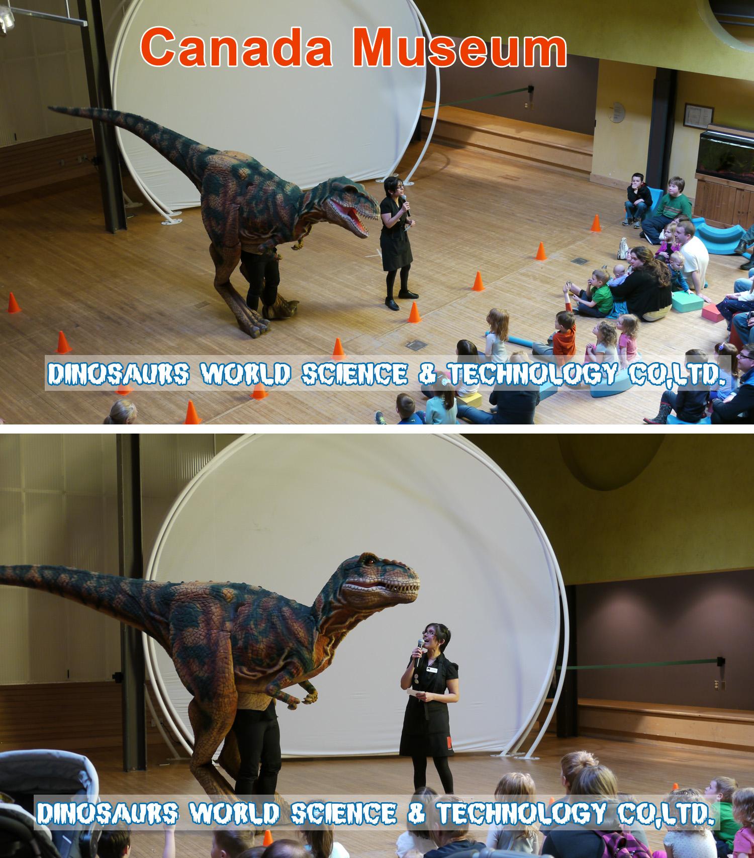 dinosaur puppet , dinosaur costume , animatronic dinosaurs , walking dinosaurs
