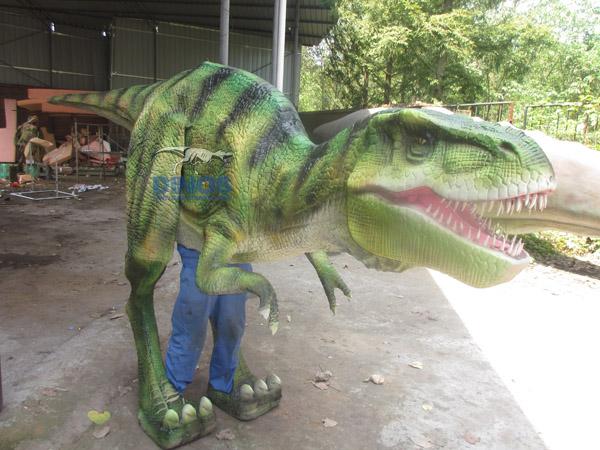 dinosaur puppet,dinosaur costume,hot sale dinosaur puppet