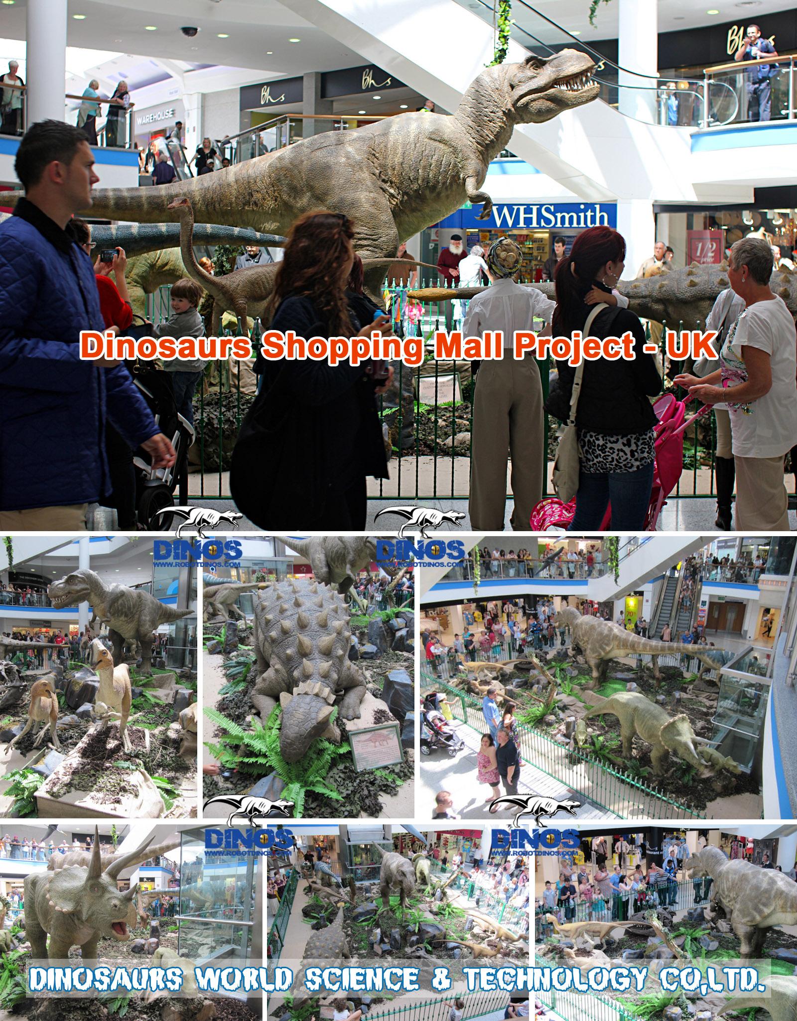 animatronic dinosaurs,shopping mall attraction dinosaurs,dinosaurs event show ,dinosaurs attraction,jurassic park dinosaurs