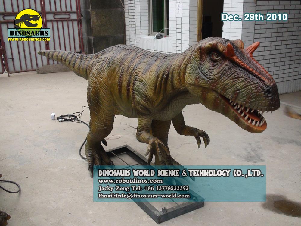 Animatronic Dinosaur ALLOSAURS