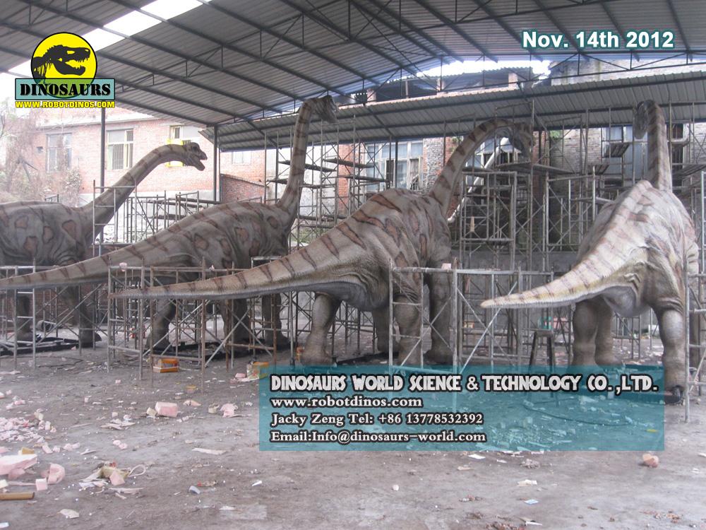 Animatronic Dinosaur Brachiosaurus