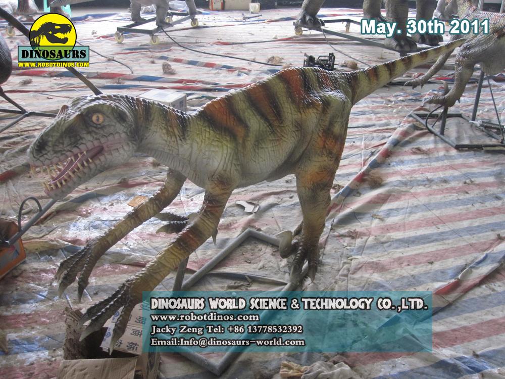 Animatronic Dinosaur DEINONYCHUS