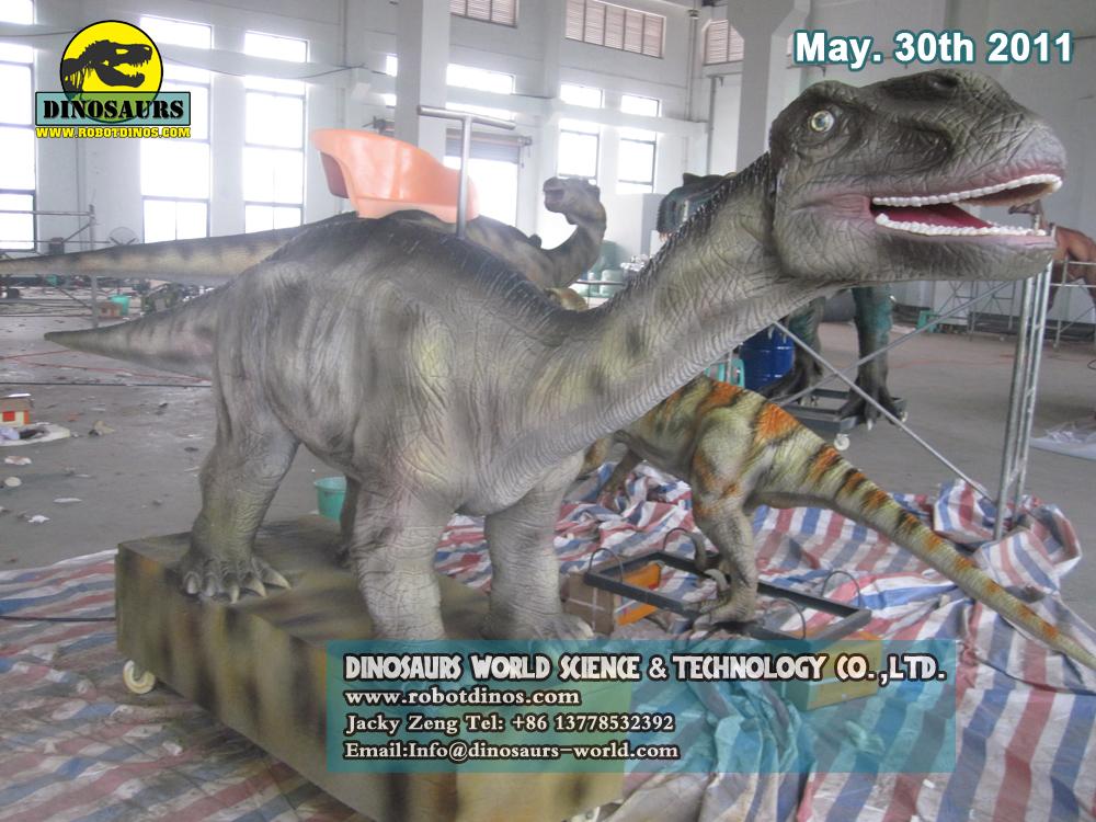 Animatronic Dinosaur Ride-APATOSAURUS