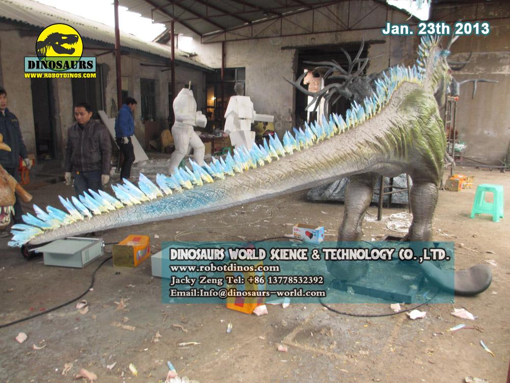 DWD075 Realistic Dinosaur Ornitholestes