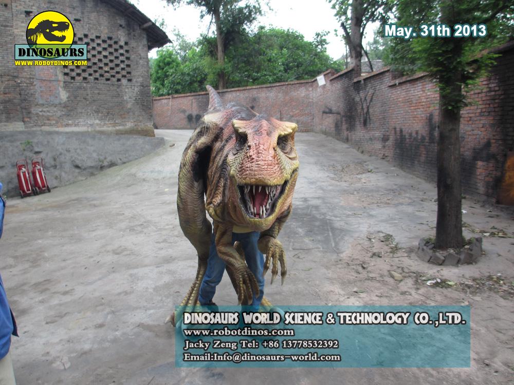 DWE3324-1 Life Size Dinosaur Suit