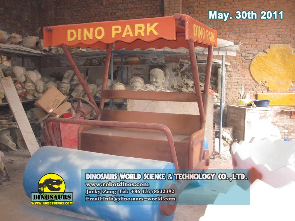 Dinosaur Park Car