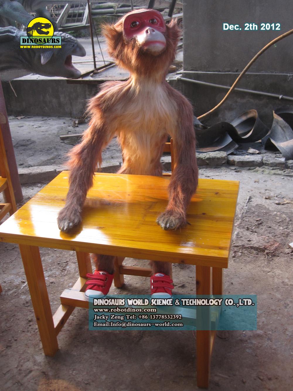 Fiberglass Animal Monkey2