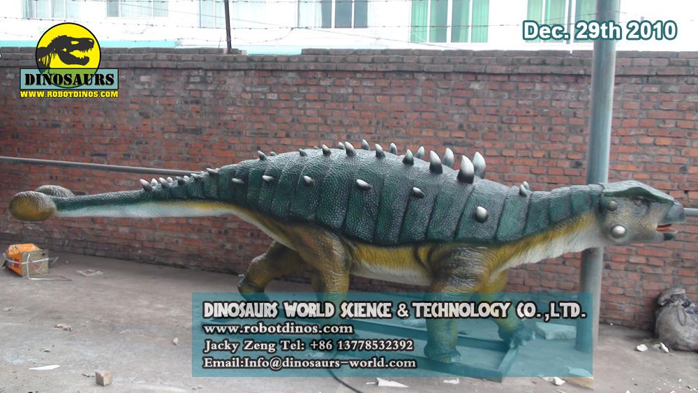 Hot Sale Animatronic Dinosaur ANKYLOSAURUS