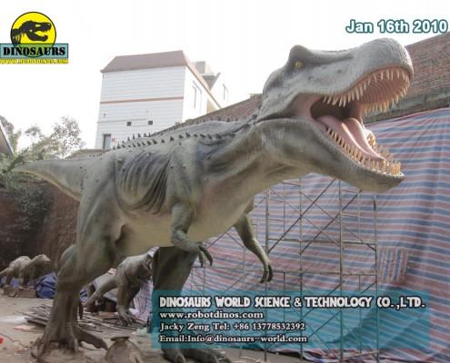 Jurassic World 4 Tyrannosaurus Rex T-rex