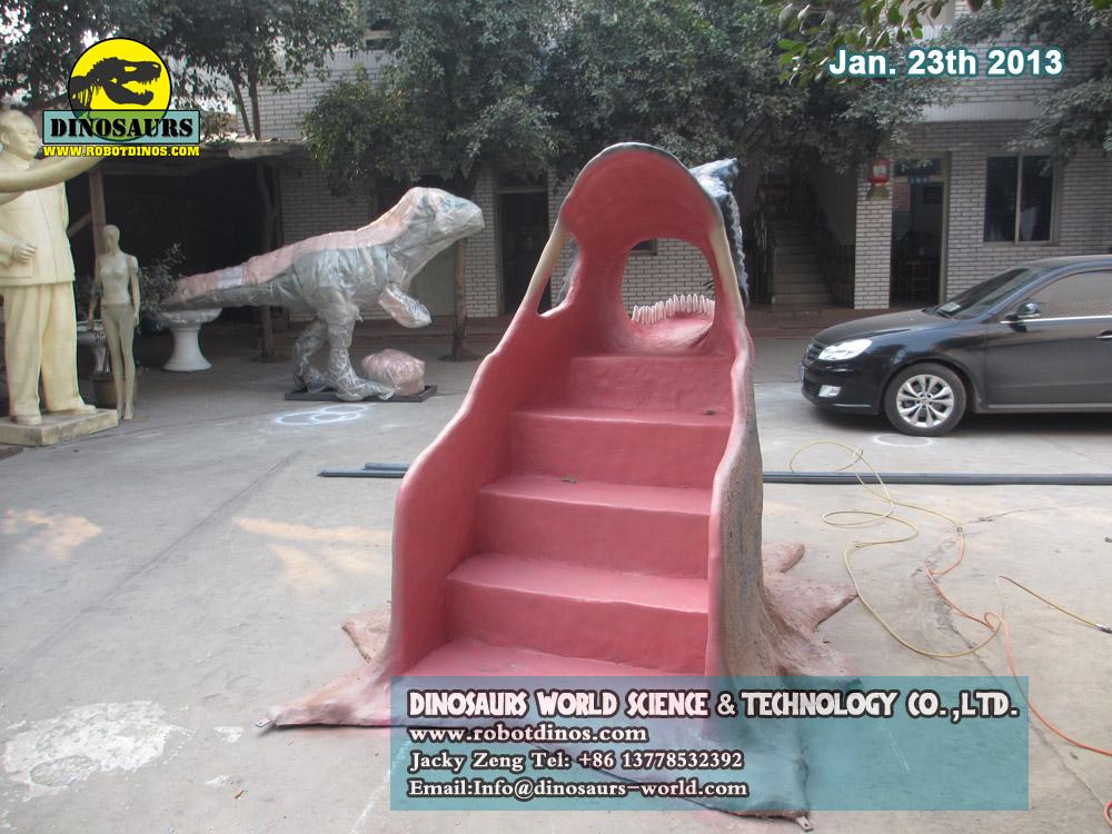 Kids Entertainment Dinosaur Model