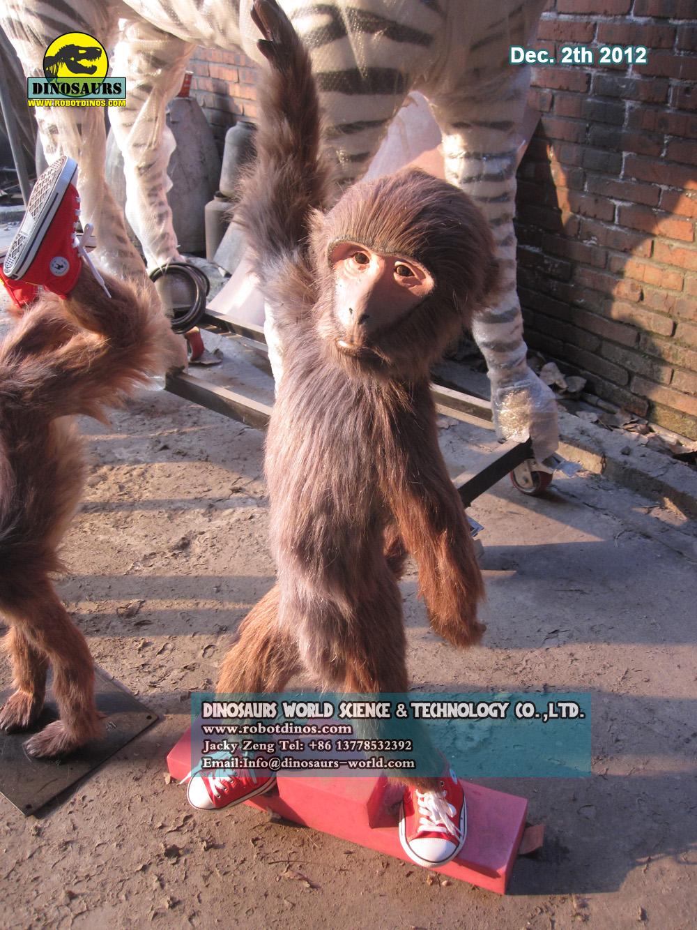 Life Size Monkeys
