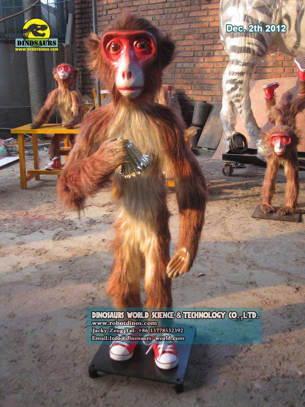 Realistic Monkeys