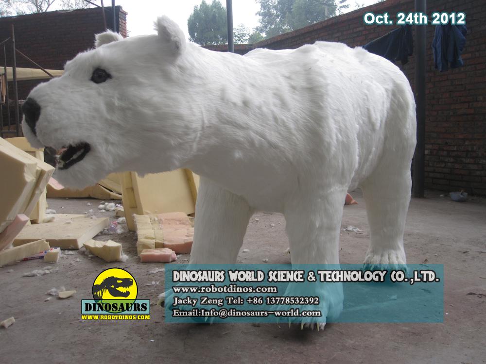 Walking Animal Polar Bear