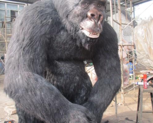 Animatronic Animal King Kong Gorilla