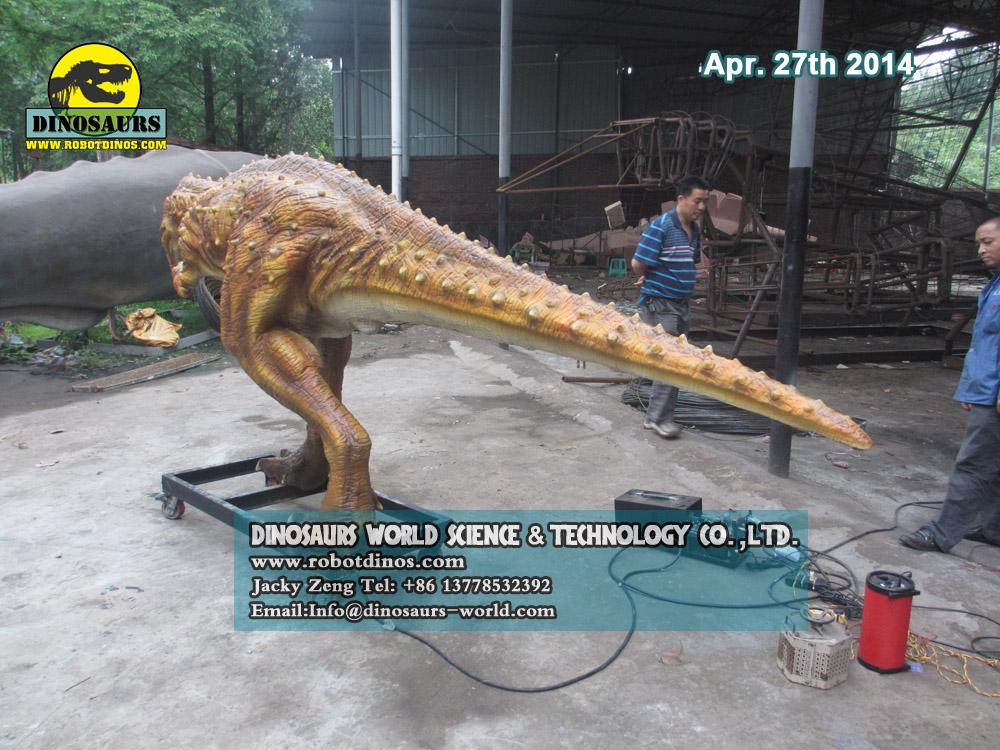 Animatronic Dinosaur Albertosaurus