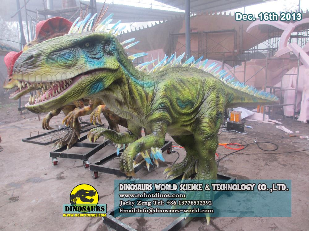 Animatronic Dinosaur Ornitholestes