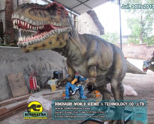 Animatronic Dinosaur T-Rex
