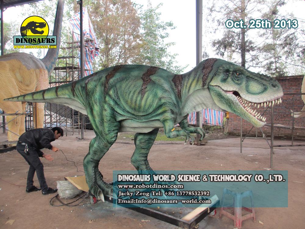 Animatronic Dinosaurs