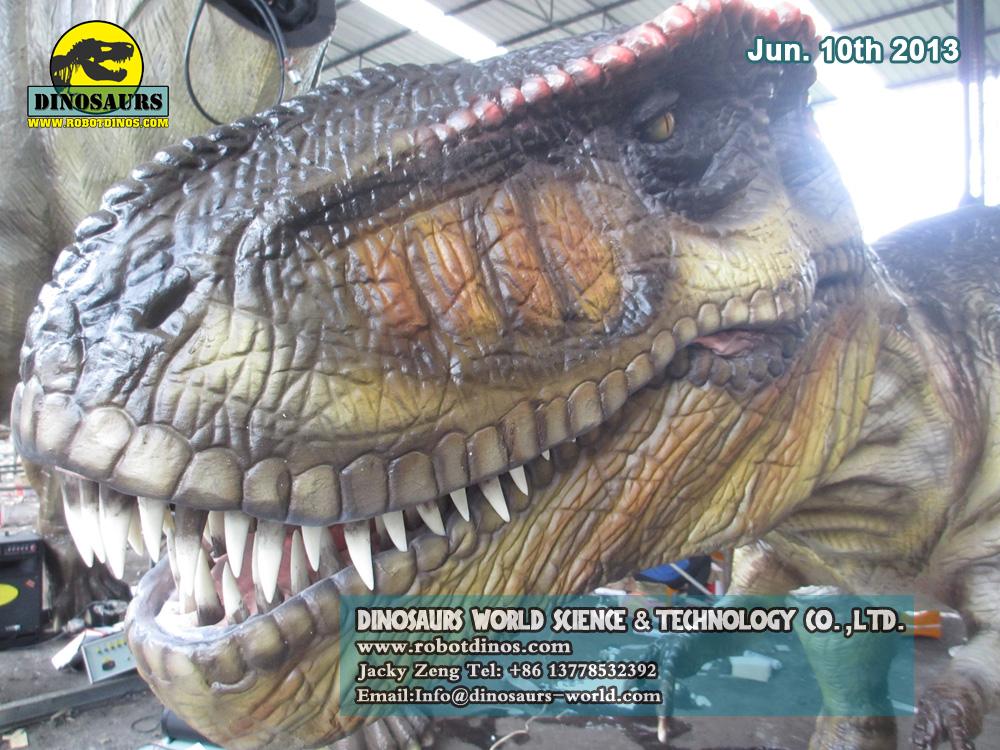 Artificial Dinosaur T-Rex