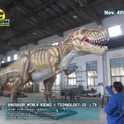 Big Animatronic Dinosaur T-Rex