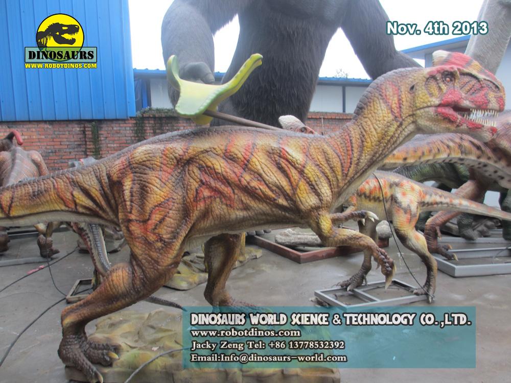 Children Dinosaur Ride