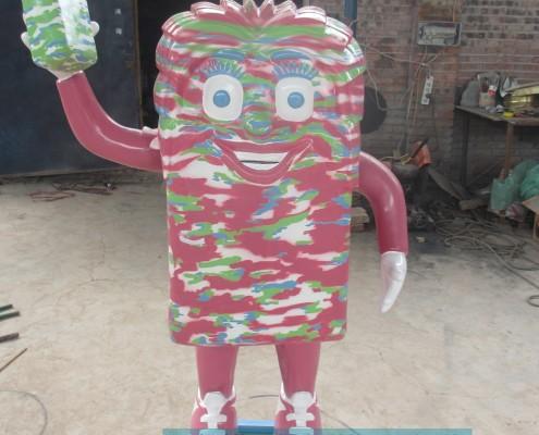 Customized Mascot