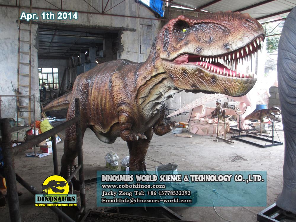 DWD099-1 Robot Tyrannosaurus Rex