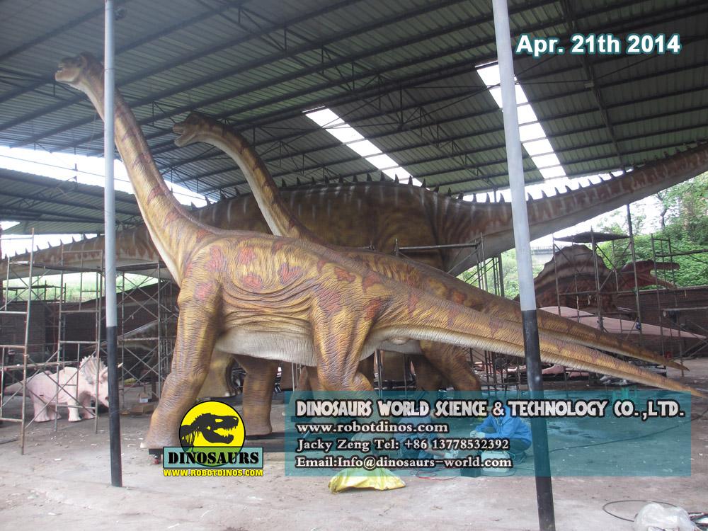 DWD125-1 Brachiosaurus Life Size Dinosaur