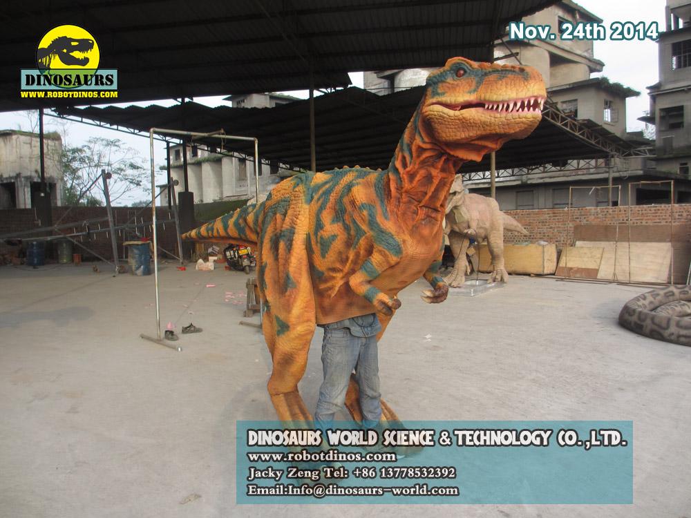 DWE3324-11 Dinosaur Costume