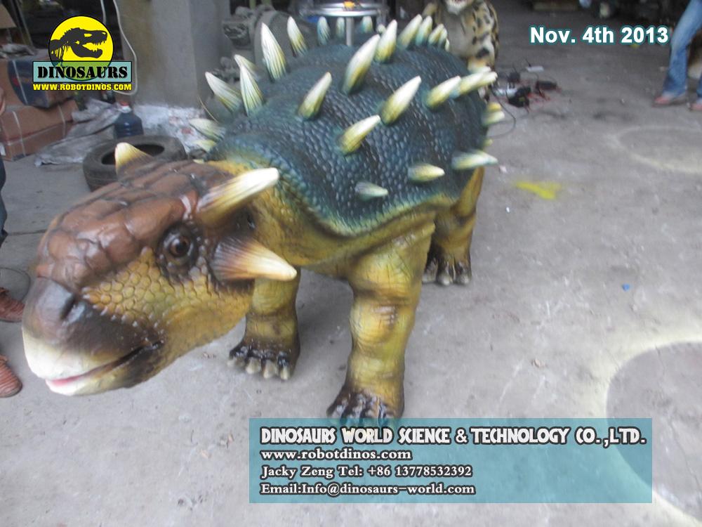 Dinosaur Ride For Children