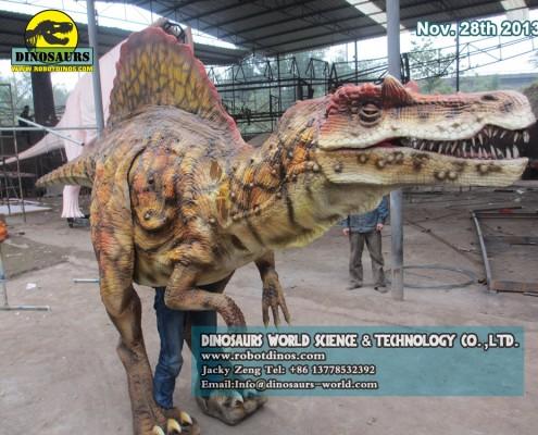 Dinosaur Suit Spinosaurus