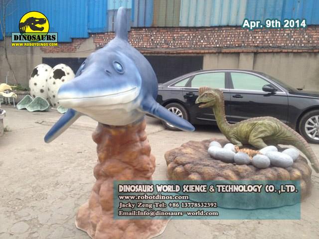 Fiberglass Animal Shark