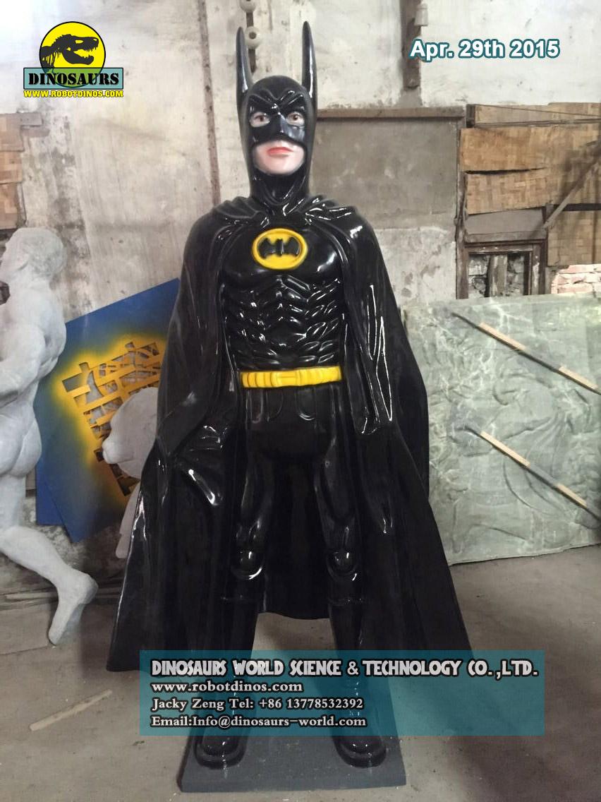 Fiberglass Comic Model Batman