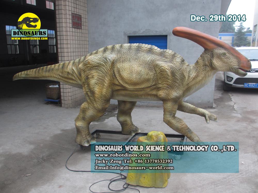 Life Size Parasaurolophus