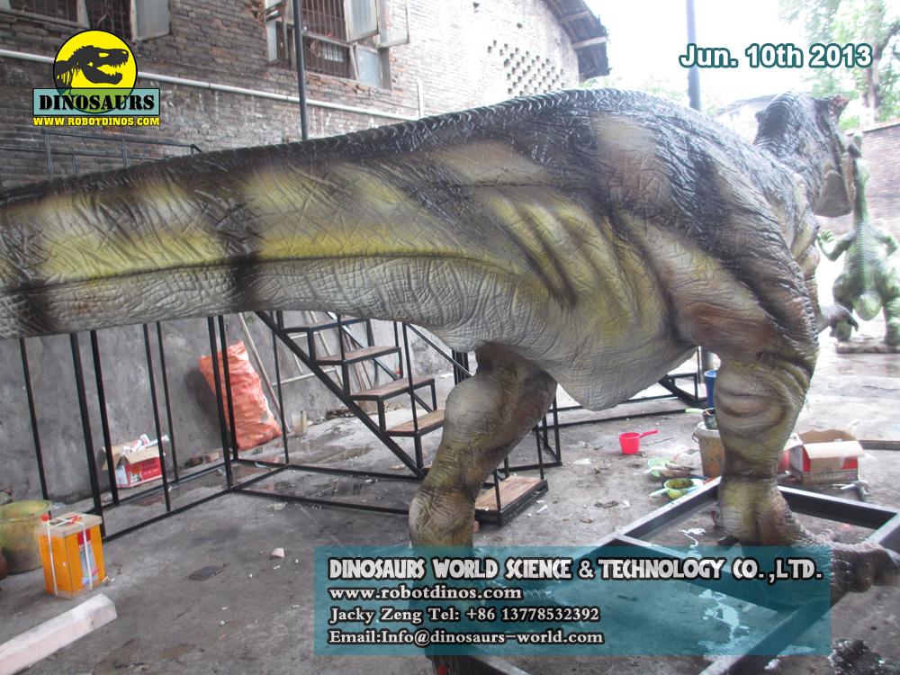 Life Size Realistic Animatronic Dinosar T-Rex