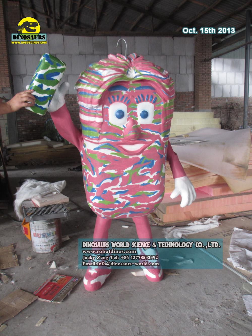 Lucky Mascot Costume