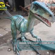Mechanical Dinosaur Coelophysis