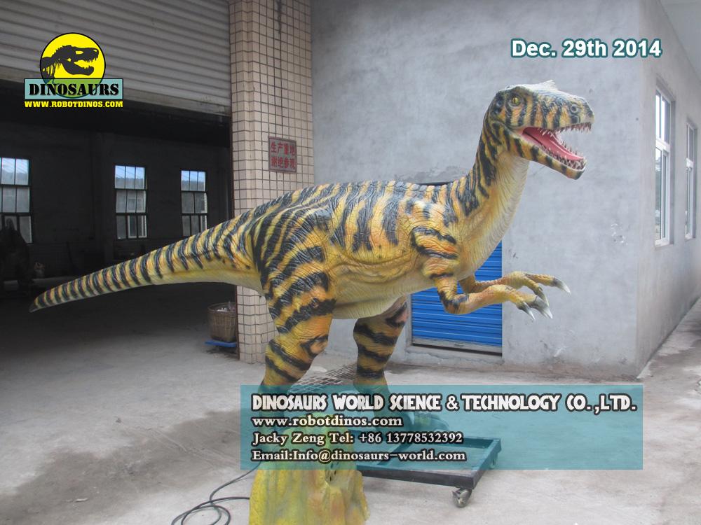 Pneumatic Dinosaur Velocisaurus