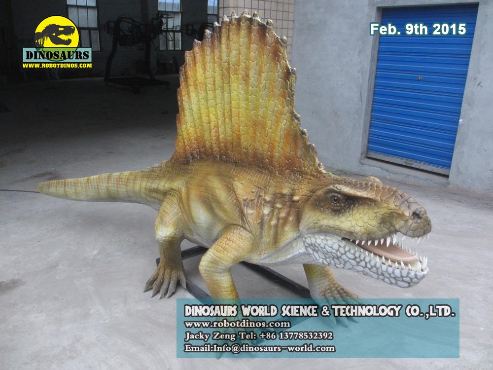 Prehistoric Animals Dimetrodon