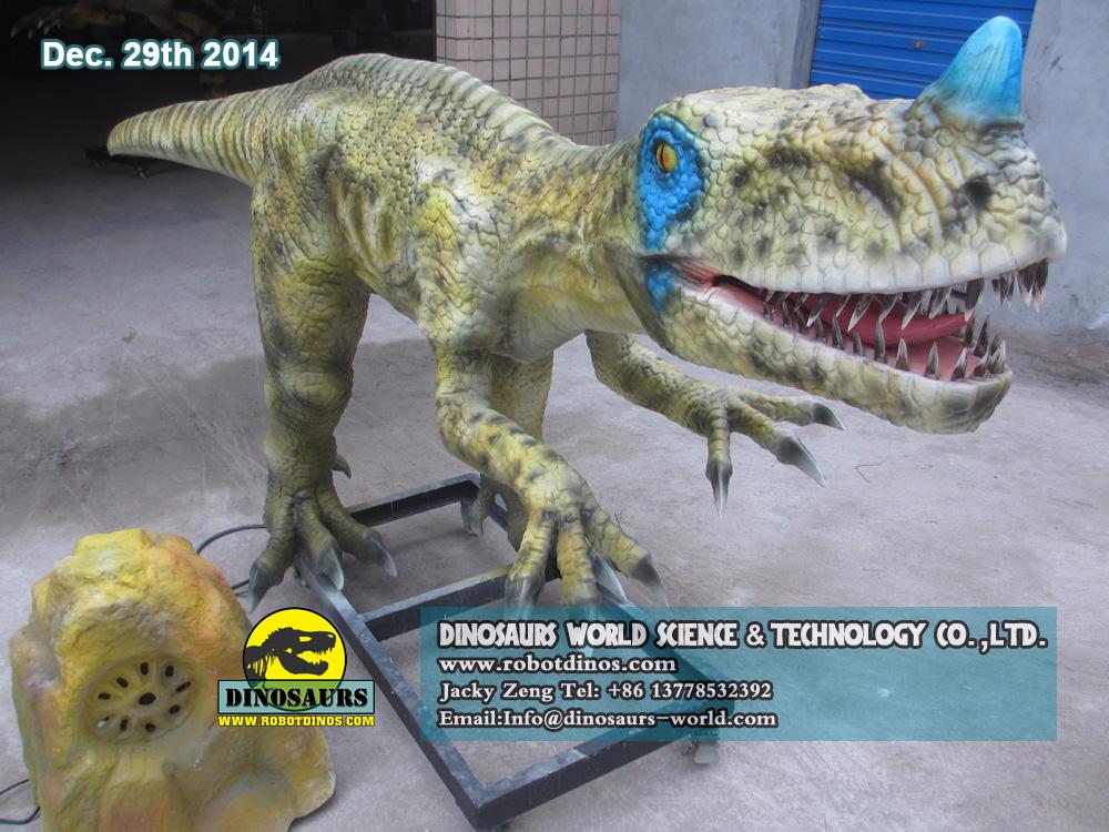 Robotic Dinosaur Ornitholestes
