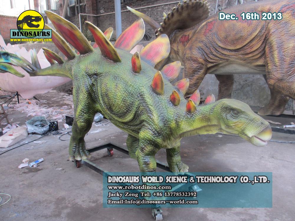 Robotic Dinosaur Stegosaurus