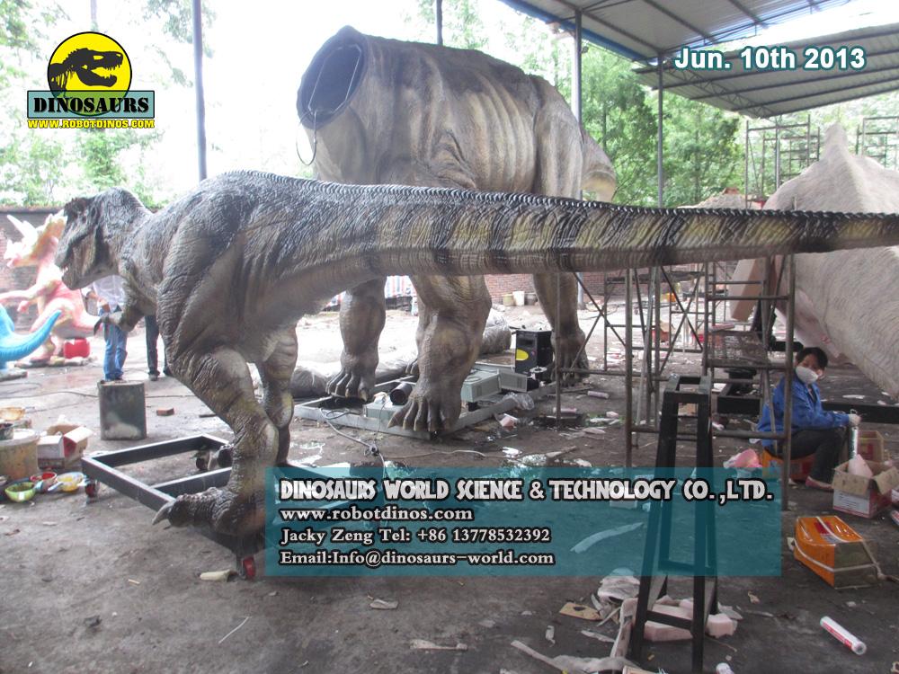 Robotic Dinosaur T-Rex