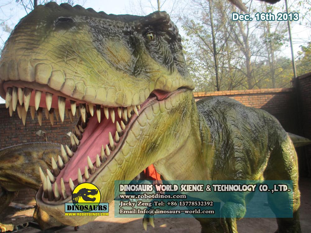 Robotic Dinosaur Tyrannosaurus Rex
