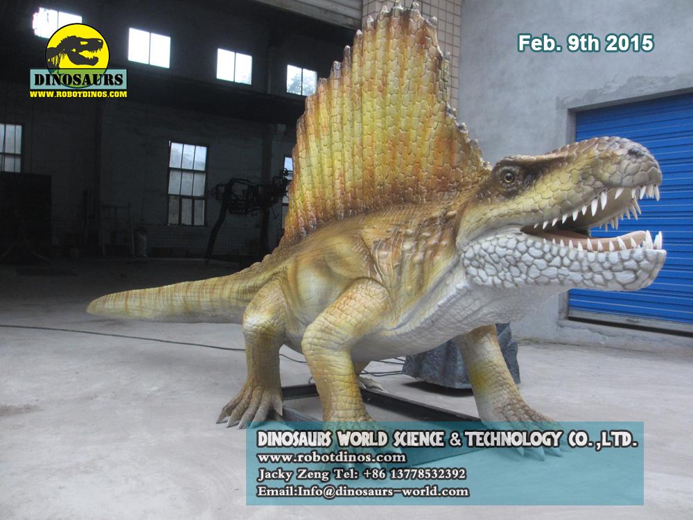 Robotic Dinosaurs Dimetrodon
