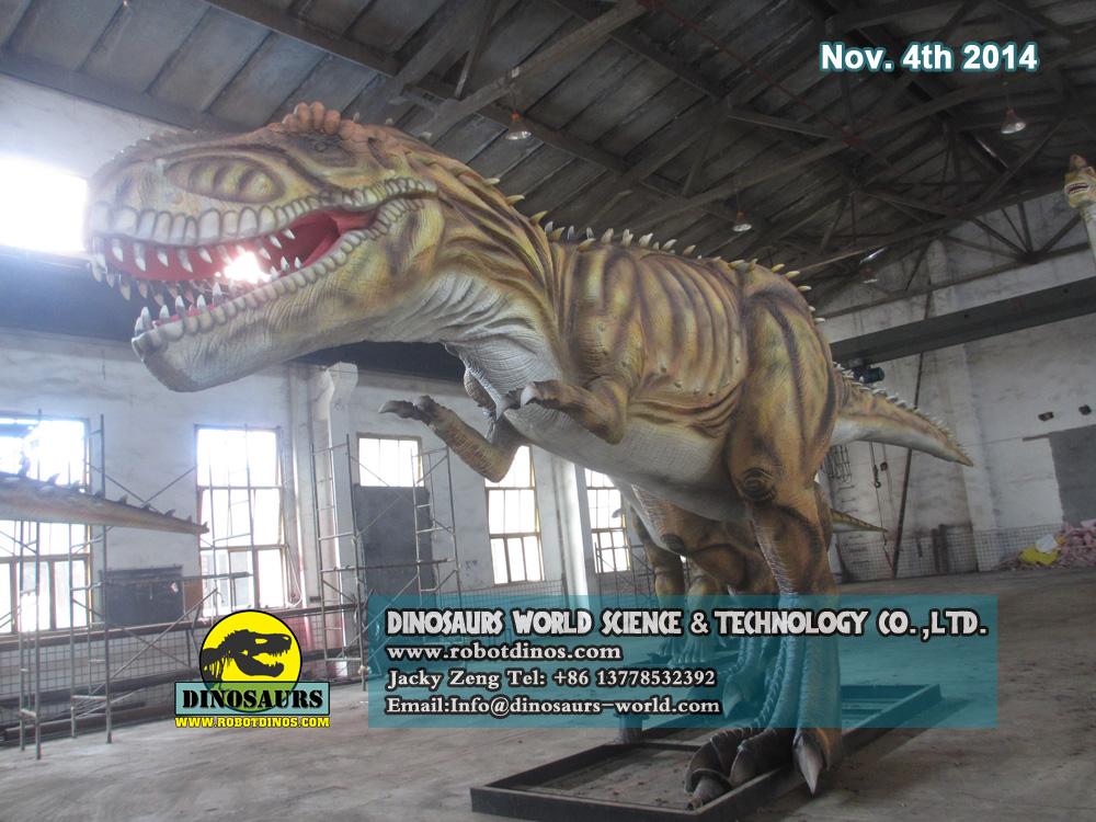 Robotic Dinosaurs
