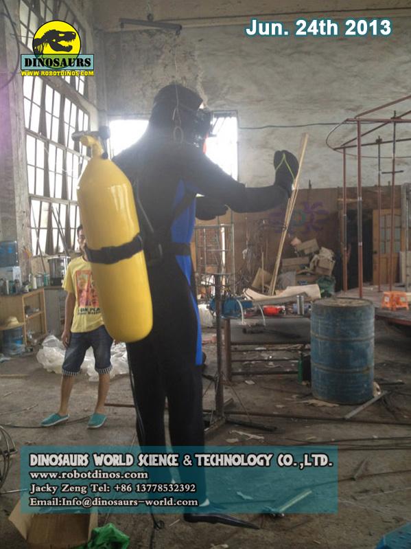 Robotic Diver