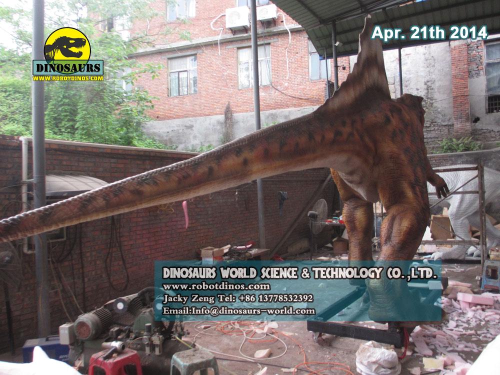 Spinosaurus Robotic Dinosaur