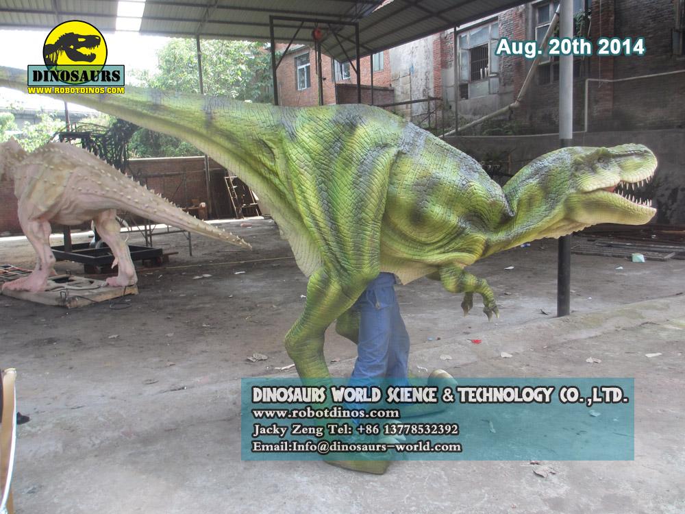 T-Rex Dinosaur Puppet